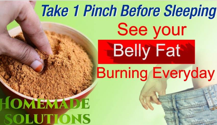 Magical Slimming Powder Burn Fat Overnight Get Rid Of Belly Fat