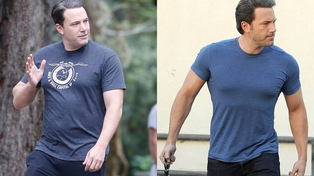 Ben Affleck Body Transformation: The Journey of becoming ...