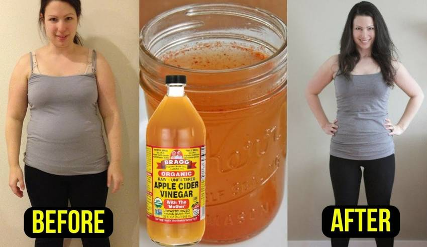 Take 1 Tablespoon Of Apple Cider Vinegar Burn Belly Fat Fast Fat