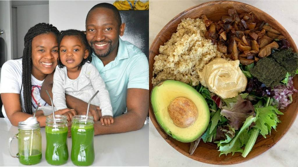 What we eat in a day (Balanced/Healthy), New Goals + Upper