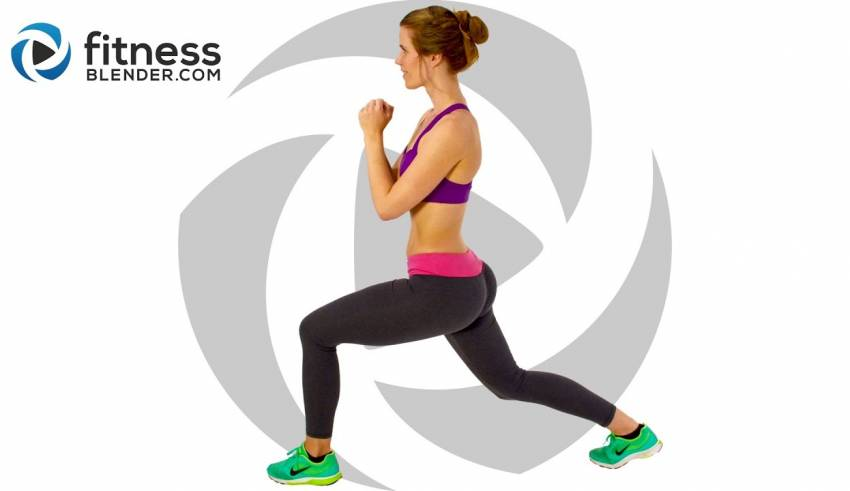 Fat Burning Hiit Workout At Home Hiit Cardio With Warm Up With