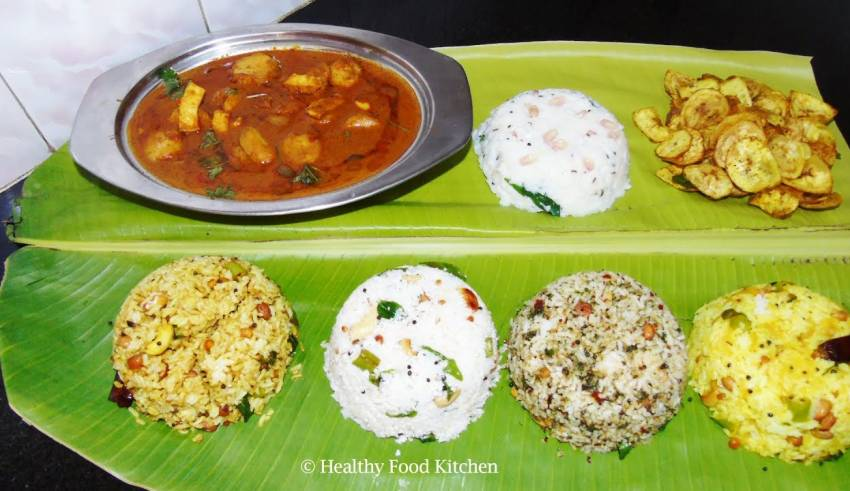 Lunch box Recipes in tamil/Variety Rice Recipe in Tamil