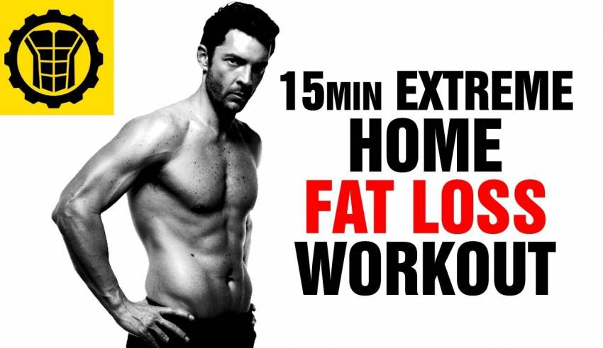 Burn Fat Fast With This 15min Extreme Home Workout Full Body