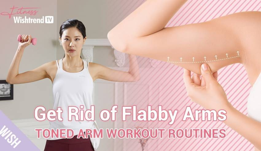 Burn Armpit Fat l Get Toned & Defined Arms Fast with These